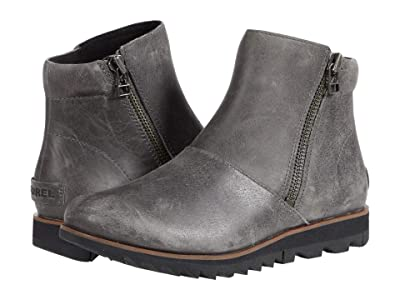 SOREL Harlowtm Zip (Quarry) Women