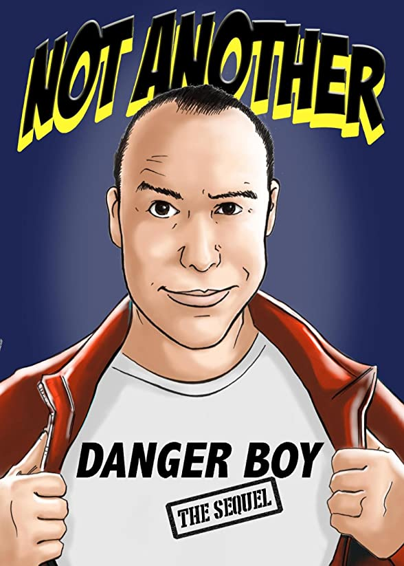 ネックレットインストラクター歌Not Another Danger Boy: The Sequel (English Edition)