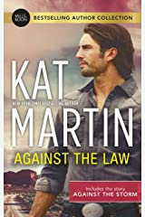 Against the Law/Against the Storm (The Raines of Wind Canyon) Kindle Edition