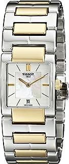 Tissot Women's TIST0903102211100 T2 Analog Display Swiss Quartz Two Tone Watch