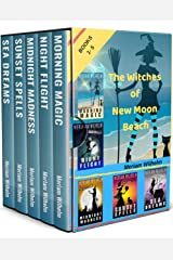 The Witches Of New Moon Beach: Box set. Books 1-5 Kindle Edition