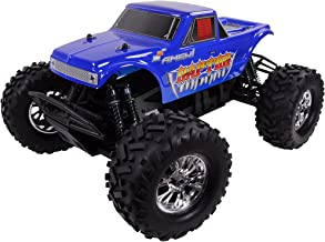 Amewi 22091 – Monster Truck Raptor S 4 WD M, 1: 8 2.4 GHz, Brushless , Modelos/colores Surtidos, 1 Unidad