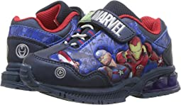 AVF347 Avengers Sneaker Lighted (Toddler/Little Kid)