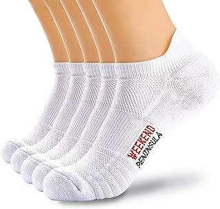 1 o 3 Pares Weekend Peninsula Calcetines Running Deportivos Hombres Mujer Calcetines Cortos Tobilleros Hombre Mujer Invisibles Bajos Antiampollas