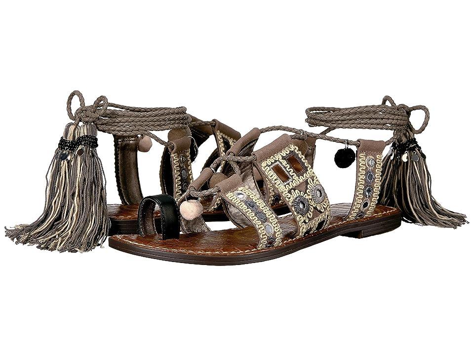 8264e24856ea  85.00 More Details · Sam Edelman Gretchen (Putty Black Natural Multi)  Women s Sandals