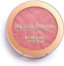 Makeup Revolution Blusher in Ballerina - Cool Pink and Mauve Undertones