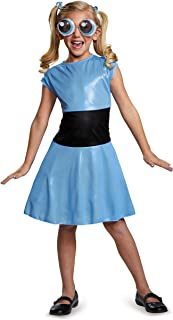 Bubbles Classic Powerpuff Girls Cartoon Network Costume, Small/4-6X