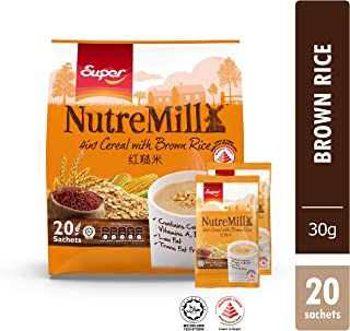 Super NutreMill 4 in 1 Cereal with Brown Rice