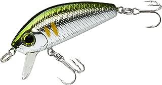 Yo-Zuri F1167-C44 L-Minnow 下沉鱼饵,银绿色