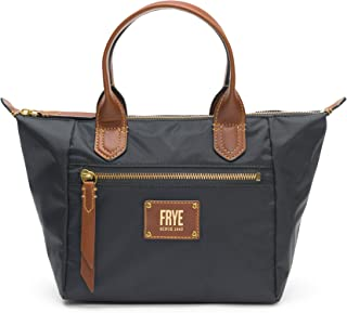FRYE Ivy Nylon Small Satchel Handbag