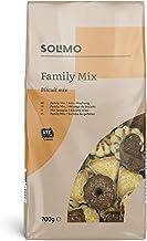 Marca Amazon - Solimo - Galletas Family Mix - 6 packs de 700g