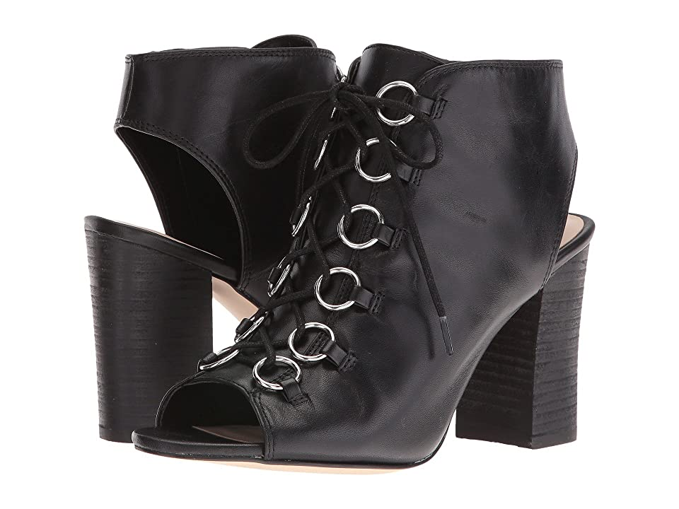 Nine West Bree (Black Leather) High Heels