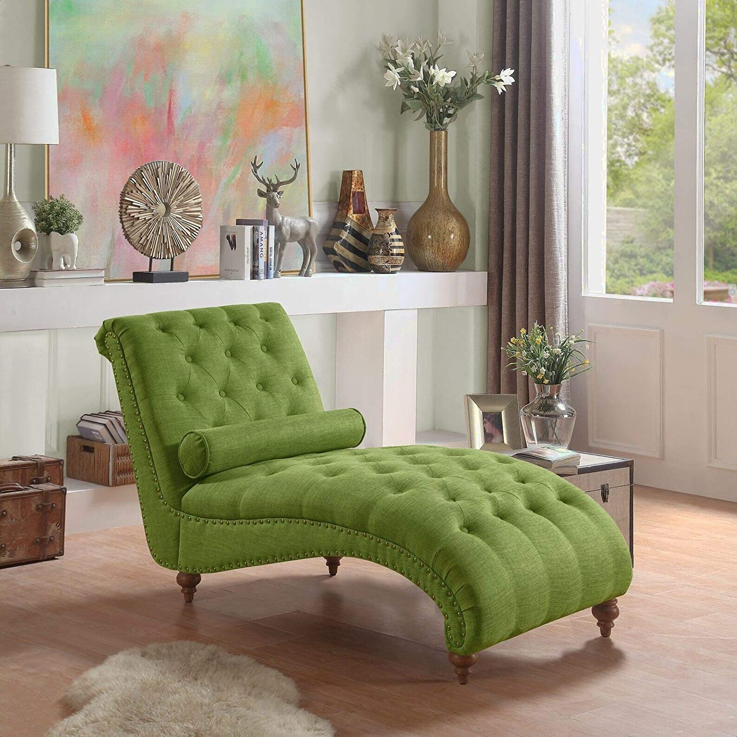 Yarmouth Boston Mall Translated Chaise Lounge Frame Material: Overall: 34' Wood Solid