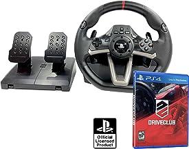Volante PS4 Licencia Original Playstation 4 RWA Apex + Driveclub