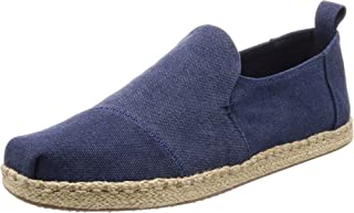 Toms Deconstructed Alpargatas, Men's Fashion Casual Slip On Shoes