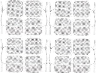 Med-Fit 16 TENS Elektroden 4 Packungen von höchster Qualität extra langlebig..