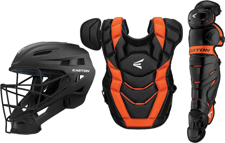 Max 70% OFF EASTON ELITE X Baseball Catchers Set Helmet Fashion 2021 Box Equipment