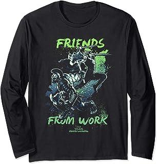 Marvel Thor Ragnarok Hulk Heroes From Work Pop Neon Manche Longue