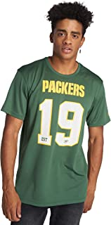 17 Rodgers Jersey Leyenda Bordada,1,S 12 LLXLJ Jersey de Rugby Green Bay Packers 4