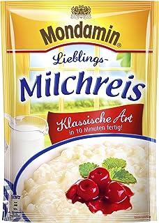 Mondamin Milchreis für eine süße Mahlzeit Klassische Art