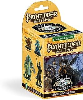 WizKids Pathfinder Battles Skull & Shackles Booster Pack