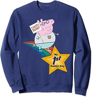 Peppa Pig 1st Father's Day Sweatshirt