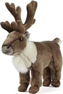 Standing Reindeer Soft Toy Animal
