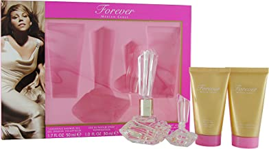 Mariah Carey Forever Gift Set 30ml EDP + 5ml EDP + 50ml Shower Gel + 50ml Body Lotion