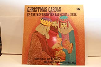 Christmas Carols [Vinyl] Westminster Cathedral Choir [Vinyl]