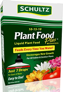 Plant Food All Purp 8oz 2-Pack