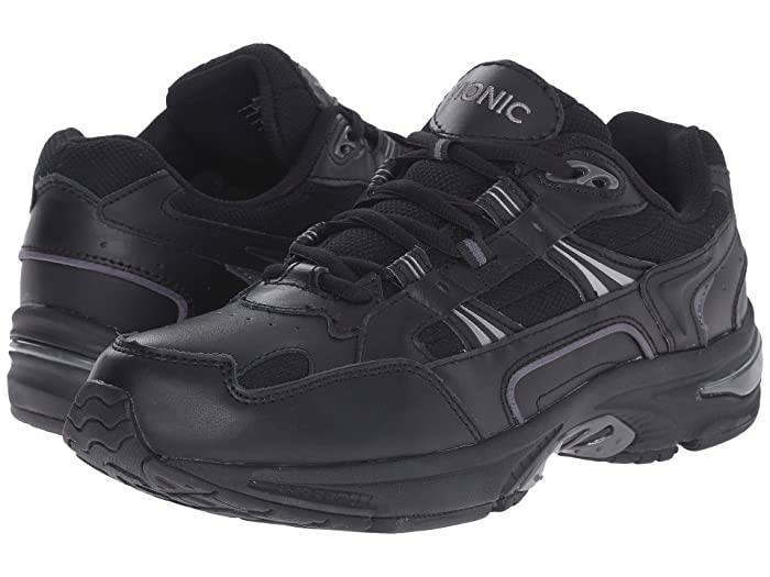 VIONIC  Walker (Black) Mens  Shoes