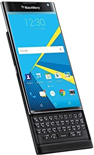 BlackBerry Priv STV100-1 AT&T Unlocked Slider Android Cell Phone - Black