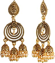 Best oxidised gold jewellery Reviews