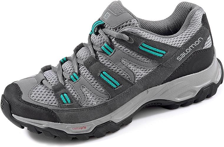 Salomon - Sherbrooke 2 w grise - Chaussures marche randonnées