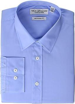 Solid CVC Dress Shirt