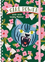 Girl Power 2020 On-the-Go Weekly Planner: 17-Month Calendar with Pocket (Aug 2019 - Dec 2020, 5