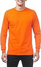 Pro Club Men's Comfort Cotton Long Sleeve T-Shirt