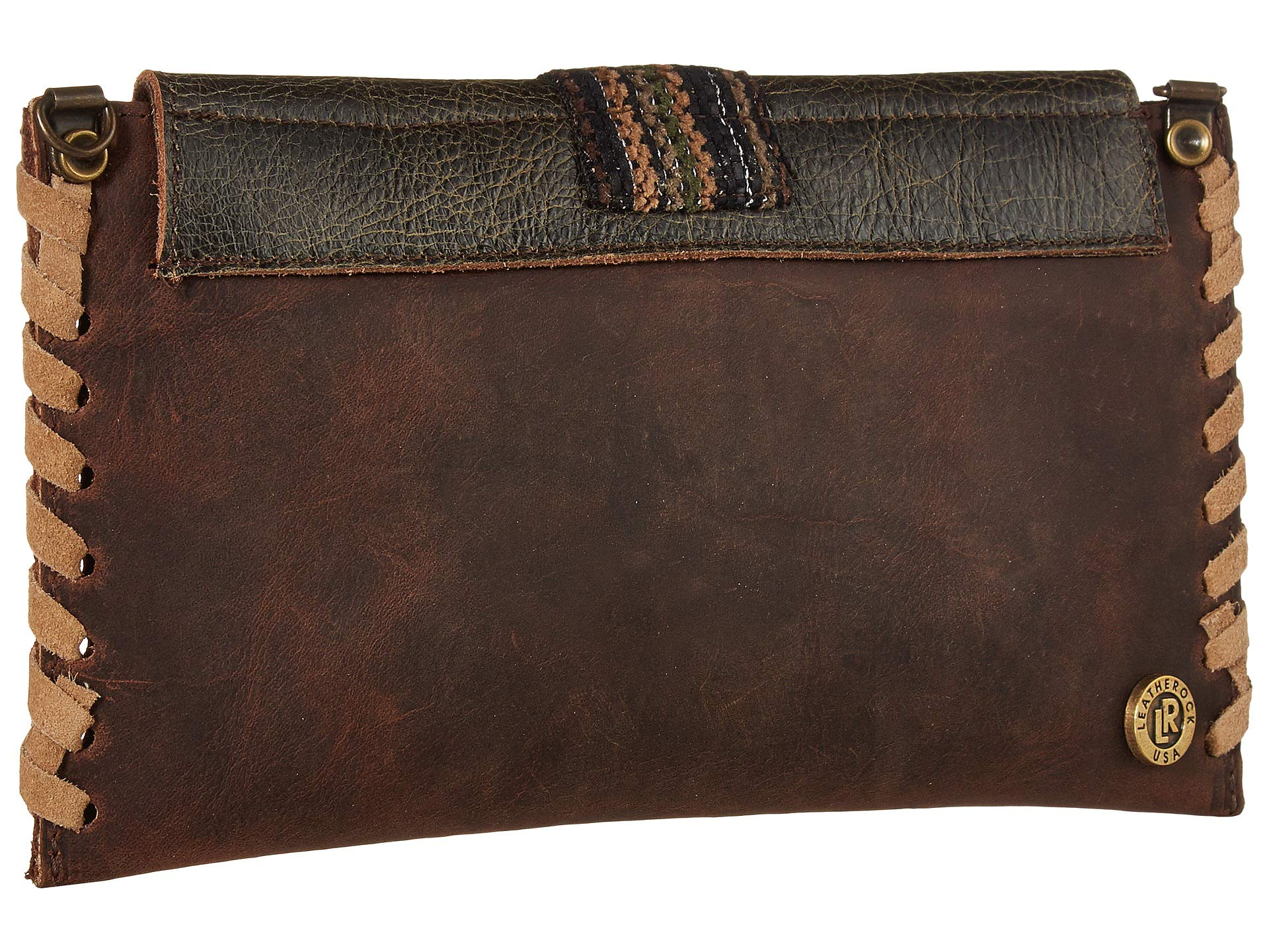 Walnut Leatherock Emerson Leatherock Bag Emerson Dark U0PXq5w