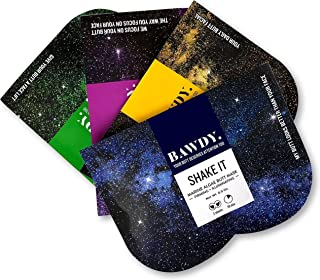 BAWDY Galaxy Kit - Butt Mask Collection, pack of 4 masks - Shake It, Slap It, Squeeze It, Bite It