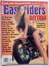 EASYRIDERS / EASY RIDERS April, 1989 Number 190 (World's Largest-Selling Motorcycle Magazine. Entertainment For Adult Bikers. Gary Busey Story. Easyriders Streamliner. Scooters. Daytona Special)
