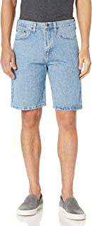 Wrangler Authentics Men's Big & Tall Classic Relaxed Fit 5 Pocket Jean Short