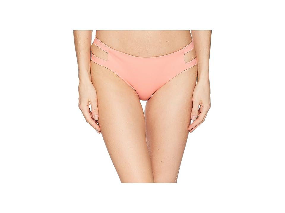 Tavik Chloe Full Swim Bottom (Coral) Women