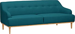 Rivet Alvin Contemporary Sofa Couch, 81