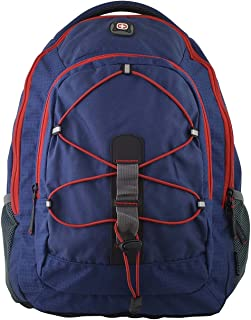 SwissGear Mars 16-inch Laptop Backpack Navy