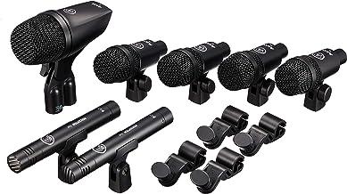Microfone c/ fio - Kit para bateria - AKG - DRUM SET SESSION 1