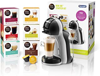 De'Longhi Nescafé Dolce Gusto Mini Me, Single Serve Capsule Coffee Machine Starter Kit, Including 6 boxes of Coffee Pods, ...
