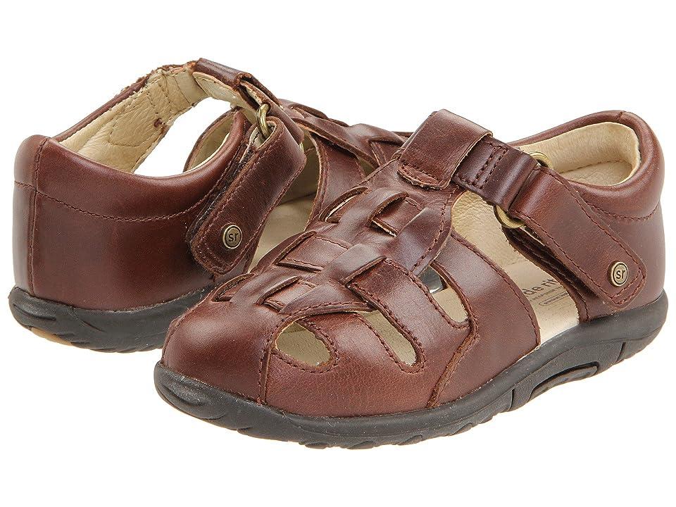 Stride Rite SRT Harper (Infant/Toddler) (Brown) Boys Shoes