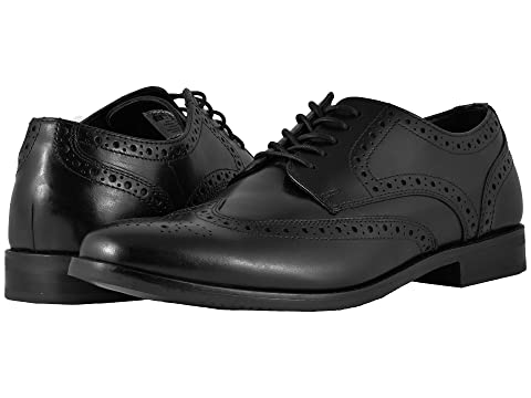 But Explorer Noirnoir Rockport Leathertan Wingtip Style De qaFArnwta