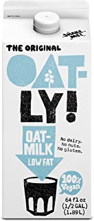 OATLY Low Fat Oat Milk, 64 fl oz