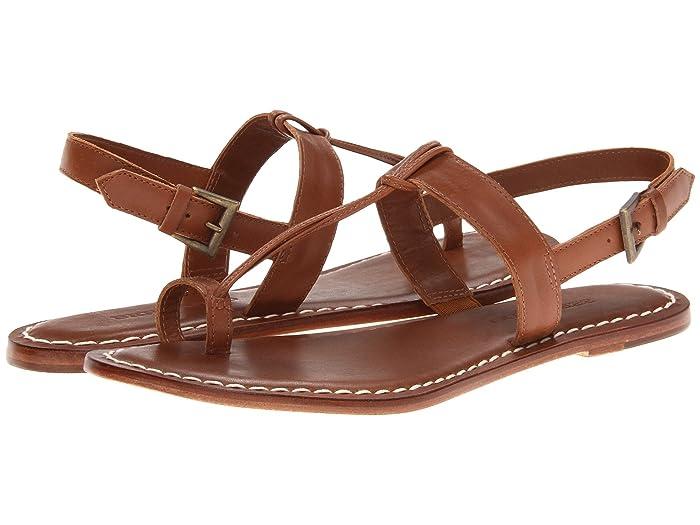 Bernardo  Maverick (Luggage Nappa) Womens Sandals